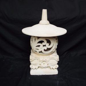 Indamintás balinéz lámpatest