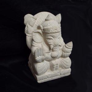 Ülő védelmező Ganesha
