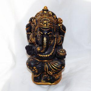 Fekete-arany Ganesha