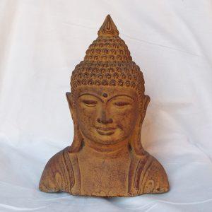 Buddha mellszobor - antik