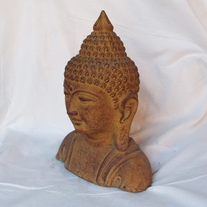 Buddha mellszobor – antik