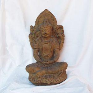 Mécsestartó Shiva