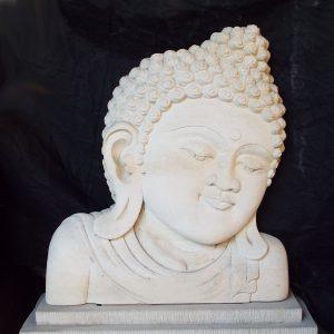 Buddha mellszobor