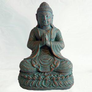 Imádkozó Buddha - S