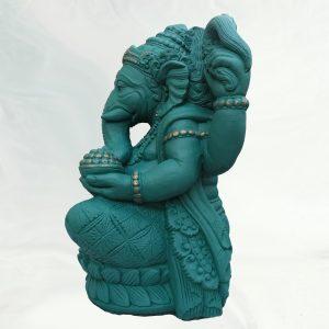 Ganesha – türkiz